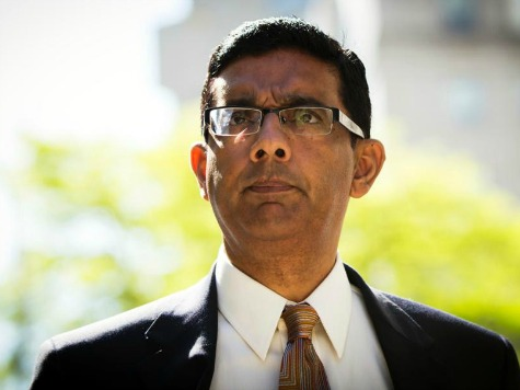 Judicial Watch Threatens to Sue Feds Over Communications Behind Dinesh D'Souza's Arrest