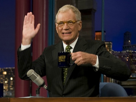 Letterman Only Late Night Comic to Pounce on Obama's Taliban Swap