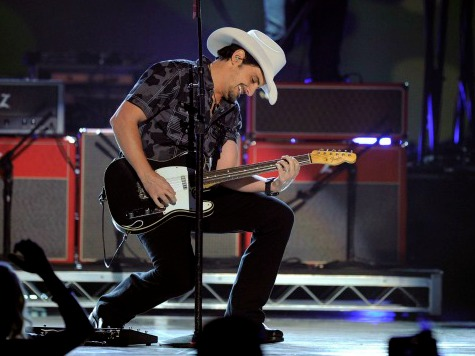 Brad Paisley: I Support the Troops