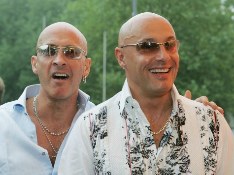 Right Said Fred Sings Anti-Assad Song on 'Last Week Tonight'
