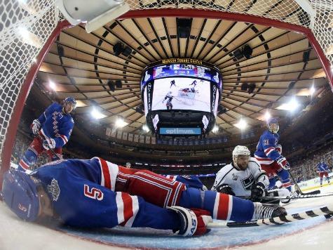 NHL's Rangers, Kings Matchup No Ratings Powerhouse