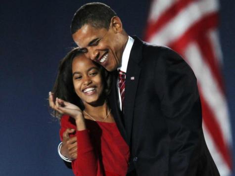Malia Obama Gets Gig on Set of Halle Berry's CBS Series 'Extant'