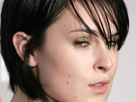 Rumer Willis Goes Topless to Prove She's Not Demi Moore