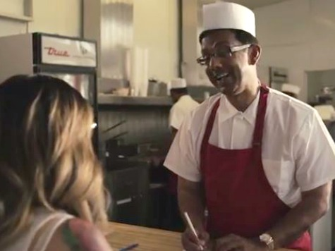 Exclusive: 'America' Clip Uses 'Delish Dinesh' Burgers to Defend Capitalism