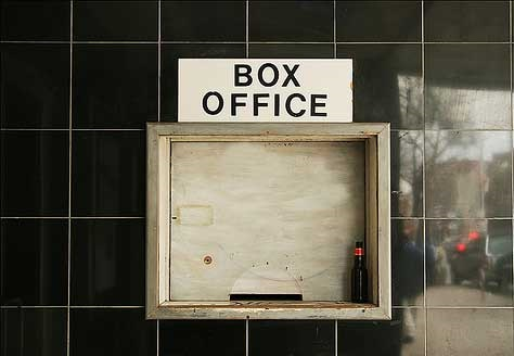2014 Box Office Tanks