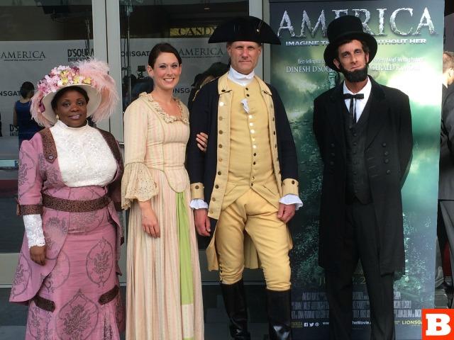 'America' Premiere: D'Souza Confronts Zinn's Radical History