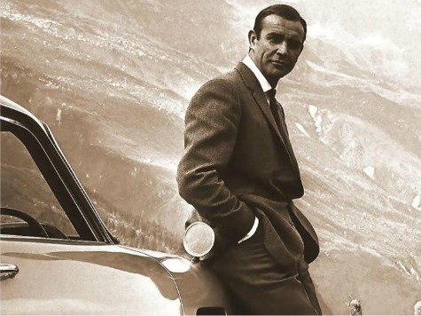James Bond: Super Spy. Franchise Anchor. Icon of Masculinity