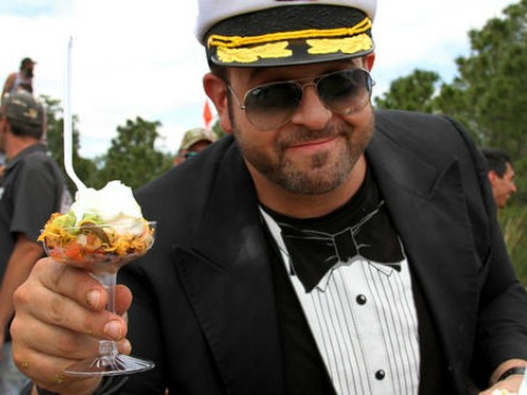 TV Food Star Adam Richman's Show Delayed Due to Inflammatory Message