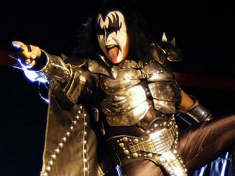 Rocker Gene Simmons Defends 1 Percent: 'There Would Be Chaos' Without Us