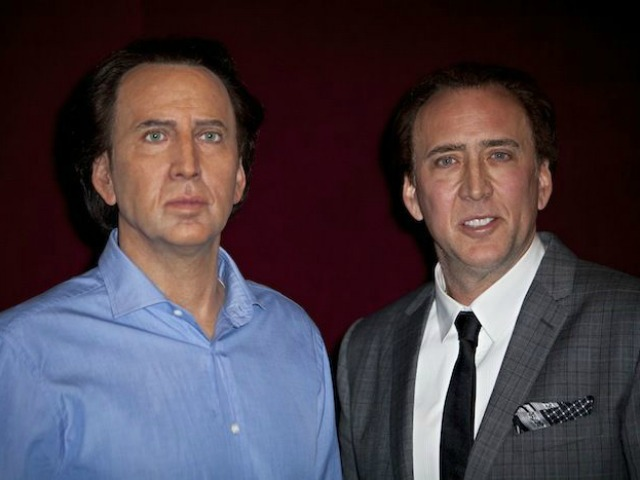 Nicolas Cage Is a Grandfather