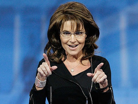 Sarah Palin: 'The View' Needs Someone 'Willing to Go Rogue'
