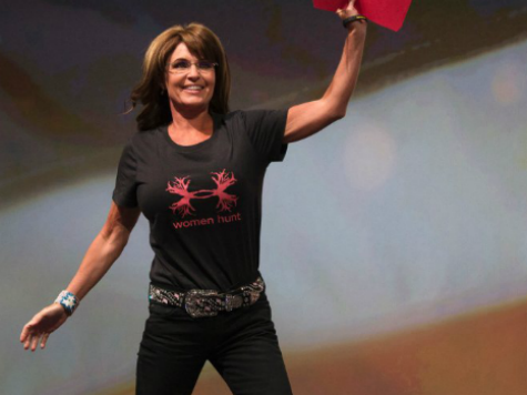 Sportsman Channel Renews Sarah Palin's 'Amazing America'