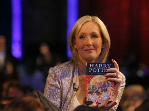 New J.K. Rowling Story Shows Harry Potter at 34
