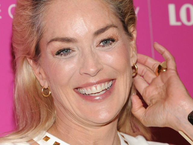 Sharon Stone Announces She Is 'Available for Dating'