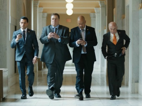 Does 'Alpha House's Garry Trudeau Know Any GOP Pols?