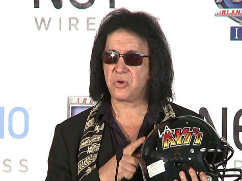 Gene Simmons: I Understand Why Native Americans Aren't Thrilled About Redskins