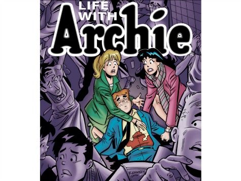 Comic Character Archie to Die Taking Bullet for Gay Friend Pushing Gun Control