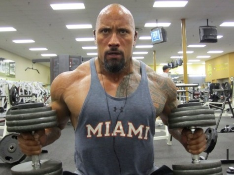 The Rock Body Slams Christie Over Unauthorized Video