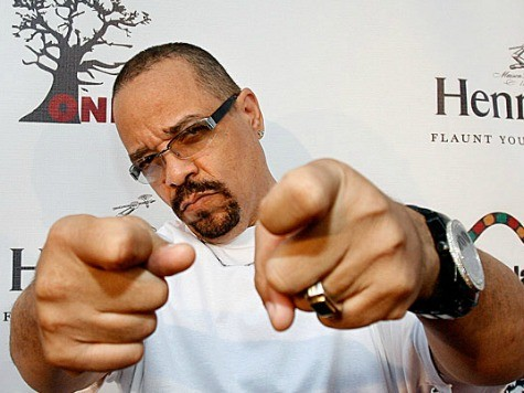 Ice T of 'Cop Killer' Fame Supports Military Veterans