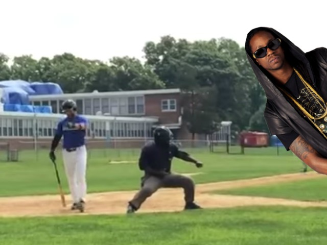 2 Chainz Gets Shoutout in Umpire's 'Strike 3' Call
