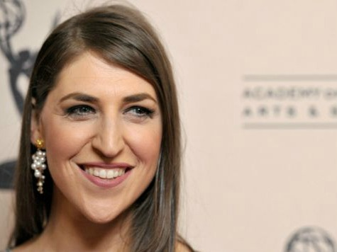 'Big Bang Theory' Star Mayim Bialik Buys Bulletproof Vests for Israeli Soldiers