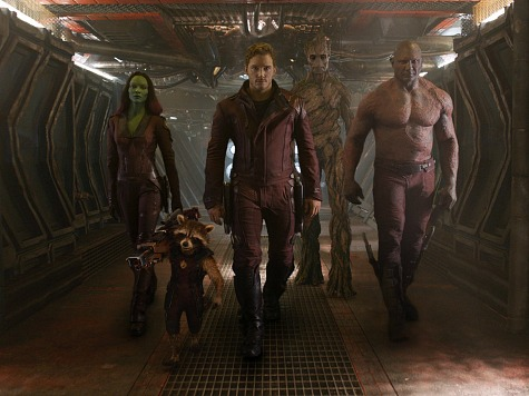 'Guardians' Tops Box Office for Fourth Weekend