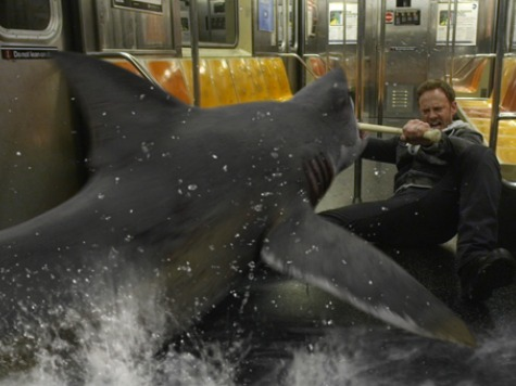 Social Media Sizzles as 'Sharknado 2' Audience Grows