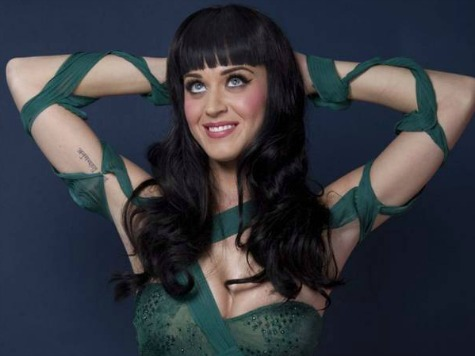 Katy Perry: Get Me a Membership in the Illuminati