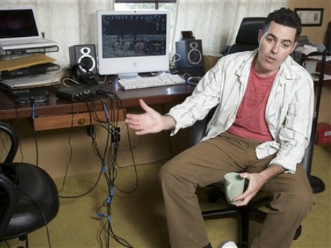Adam Carolla: 'New America' Values Quick Cash, Not Hustle and Innovation