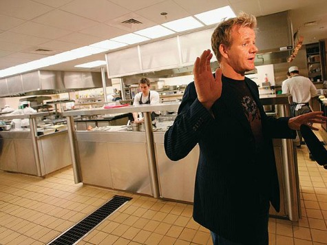 Gordon Ramsay Over $50 Million in Debt, Near Bankruptcy Again
