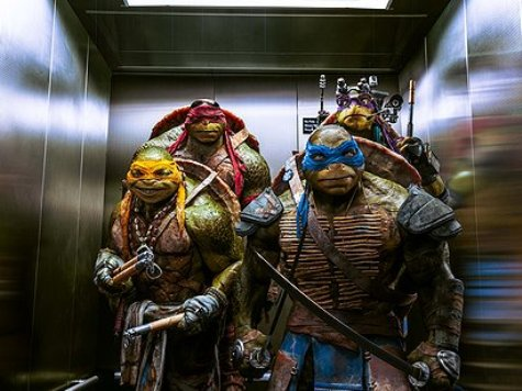 Box Office: Ninja Turtles Slay the Galaxy's Guardians