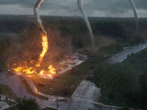 'Into the Storm' Review: 'Sharknado' Without Sharks