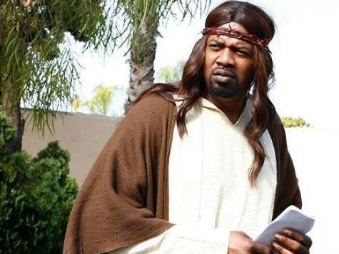 Critics Heart Pot-Smoking, Profanity Spewing 'Black Jesus'