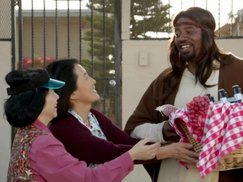 'Black Jesus' Earns Solid Ratings, Shrug from Catholic League