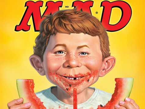Exclusive: Mad Magazine Spoofs Damage Control Political Press Conferences