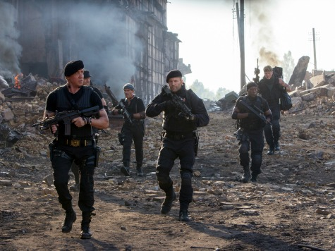 'Expendables 3' Targets Benghazi: 'We Waited for Support … No One Came'