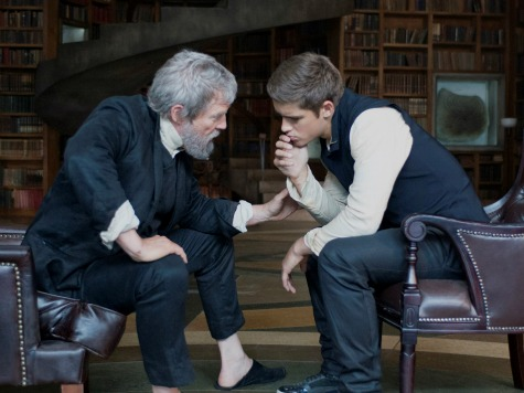 Why Is Harvey Weinstein Backing Pro-Life, Anti-Nanny State Film 'The Giver'