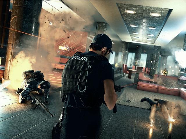 Gamescom: Shoot Racist Tea Partiers in 'Battlefield Hardline'