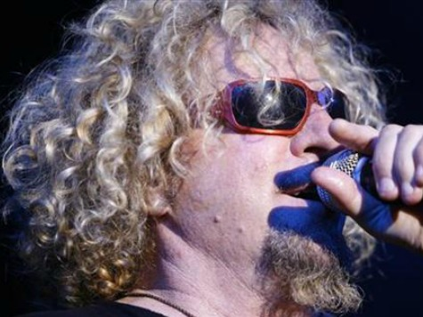Sammy Hagar to Host 'Roll of Honour' Awards Show in Hollywood for First Time