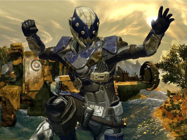 Trailer: Players Battle Killer Robots on Venus in Bungie's 'Destiny'