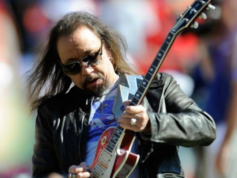 Ace Frehley: Politics, Music Don't Mix