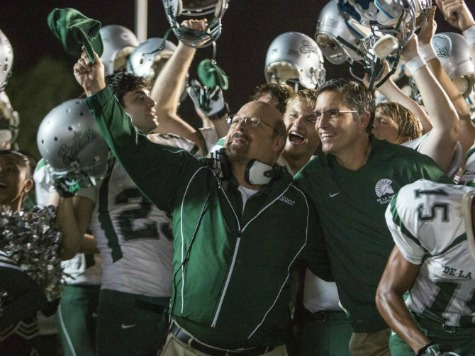 BH Interview: Jim Caviezel Touts Character, Family in 'When the Game Stands Tall'