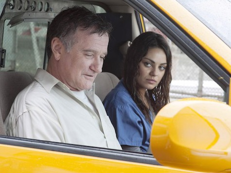Mila Kunis Shares the Life-Changing Advice Robin Williams Gave Her as a Teen