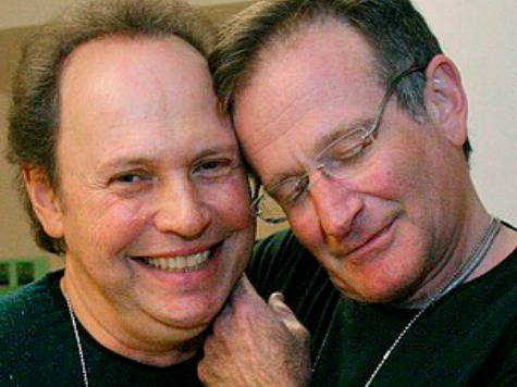 Billy Crystal Offers Beautiful Tribute to Robin Williams at Emmys