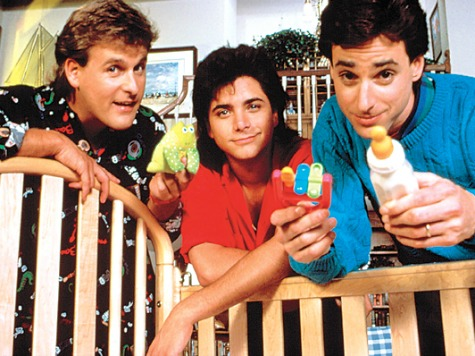 'Full House' Revival to Feature John Stamos, Candace Cameron Bure