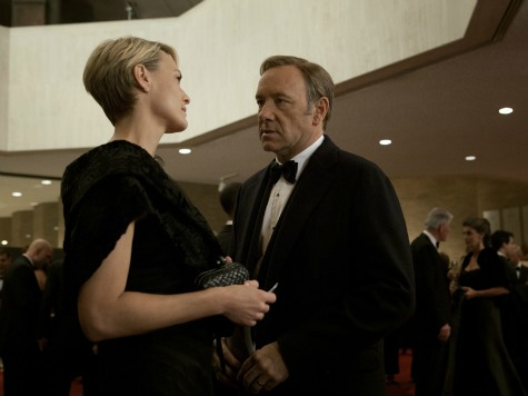 'House of Cards,' 'Orange Is the New Black' Shut Out on Emmy Night