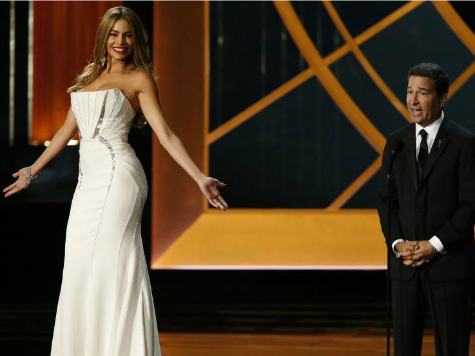 Sofia Vergara Tells Critics to Lighten Up Over 'Sexist' Emmy Appearance
