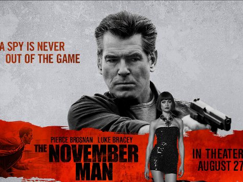 'The November Man' Review: Brosnan Rises Above By-the-Numbers Spy Thriller