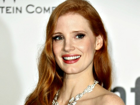 Jessica Chastain Puts Hollywood in the Hot Seat for Lack of Female Diversity