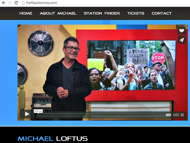 The Flipside: Michael Loftus Launches New Conservative Comedy Show
